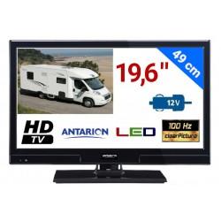 "ATVLT20 - TÉLÉVISEUR TNTHD LED 20"" 49cm 12V"