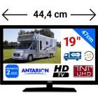 """TV19B - TÉLÉVISEUR LED 19"""" 47cm UHD 24V 12V ANTARION"""