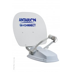 COMPACT 60 G6+ - ANTENNE AUTOMATIQUE 60CM FOURGON