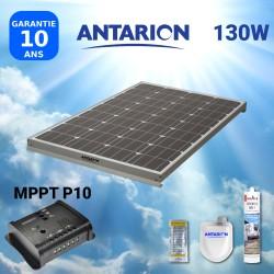 PAN130WMPPT - PANNEAU SOLAIRE 130W MPPT P10