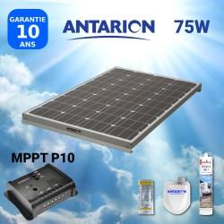 PAN75WMPPTP10 - PANNEAU SOLAIRE 75W MPPT P10
