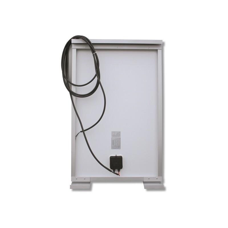 pan160wmppt panneau solaire 160w antarion camping car regulateur mppt. Black Bedroom Furniture Sets. Home Design Ideas